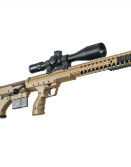 SRS Stealth Recon Scout Rifle