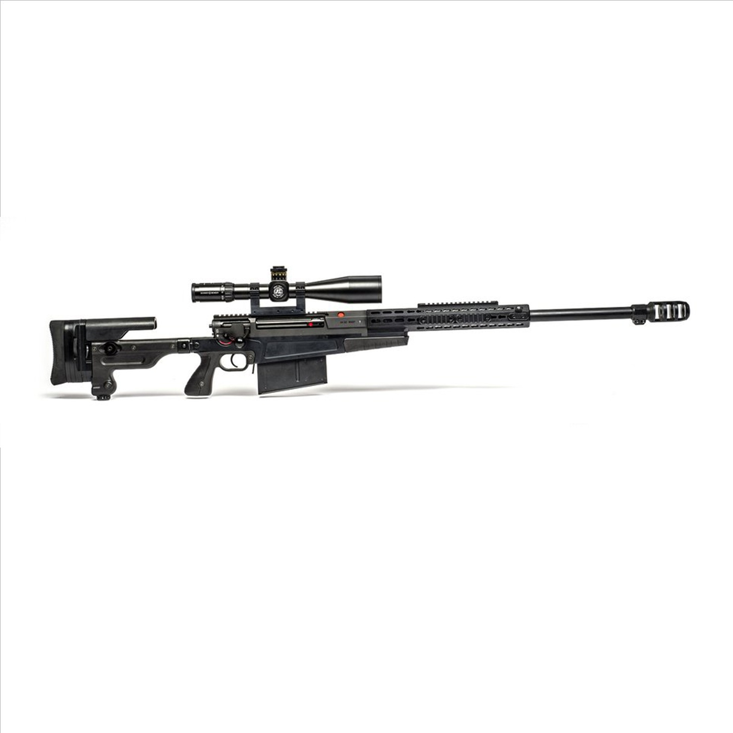 Anti Materiel Rifle accuracy int ax50