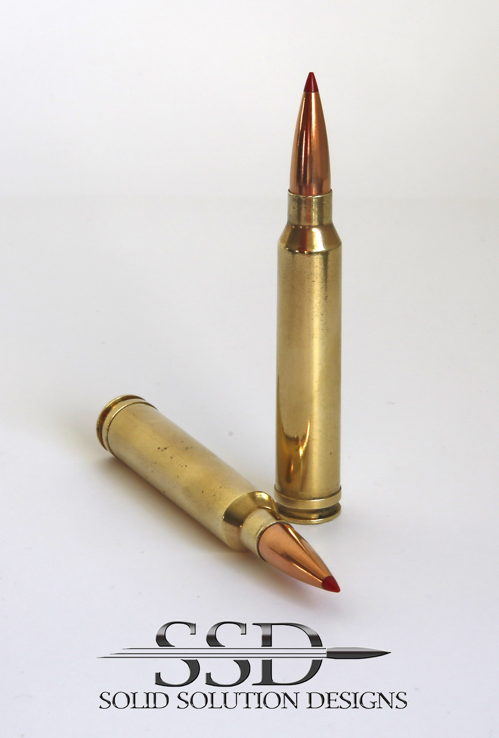 300 WinMag with 208 grain Hornady ELD Match (SSD Custom Ammo #4)
